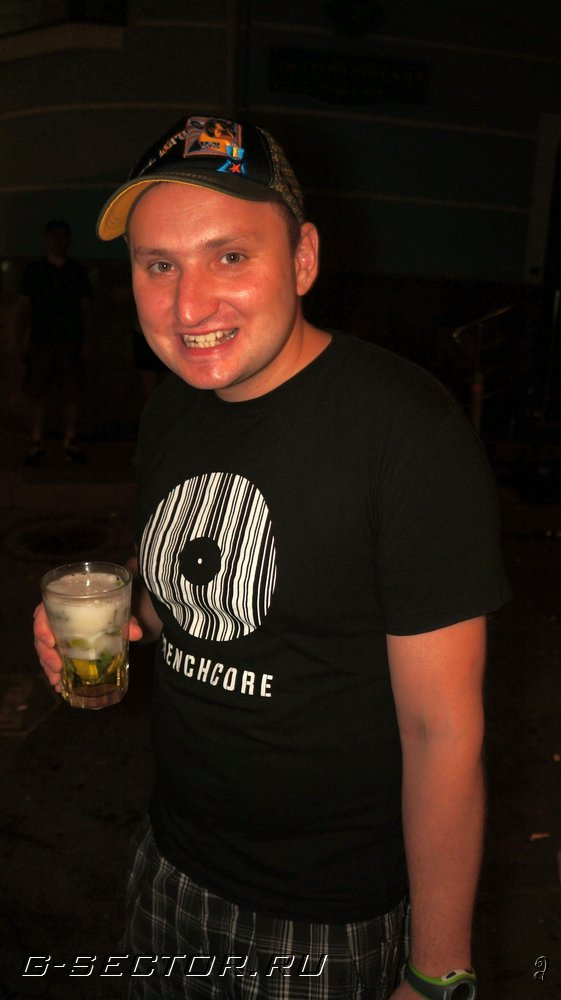 04.08.2012 / Frenchcore Connection / клуб Minibar