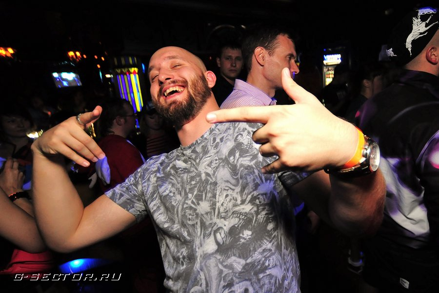 "7.09.13 / HARD ENERGY: ""The End of Reality"" / клуб 16 Тонн (2)"