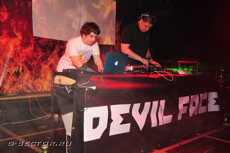 23.02.13 / Hardcore Blasters: Devil Face World Tour / MonaClub
