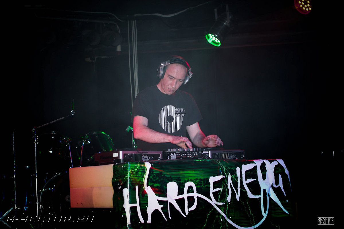 08.09.12 / Hard Energy: Headfuck Attack / клуб Monaclub (2)