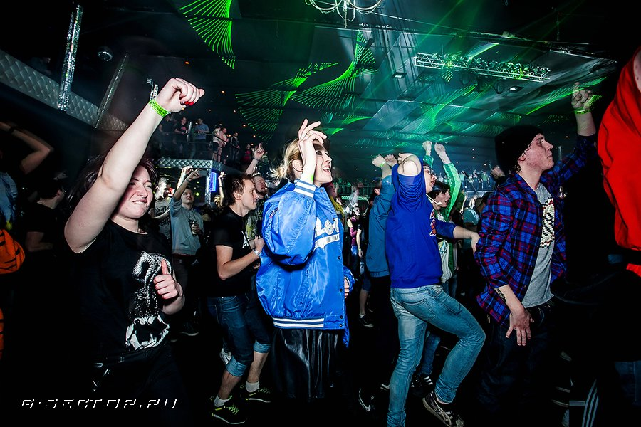 7.02.15 / Masters Of Hardcore Russia 2015 / Ray Just Arena