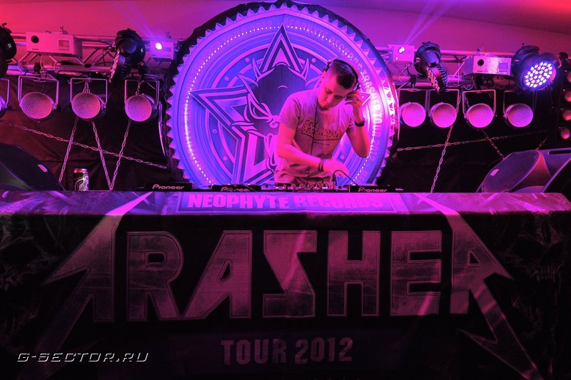 20.10.2012 / Neophyte Records Trasher Tour / Рио