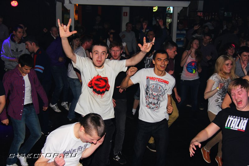 26.01.13 / Viva la Hardcore: The Last Hero / клуб Milk Moscow